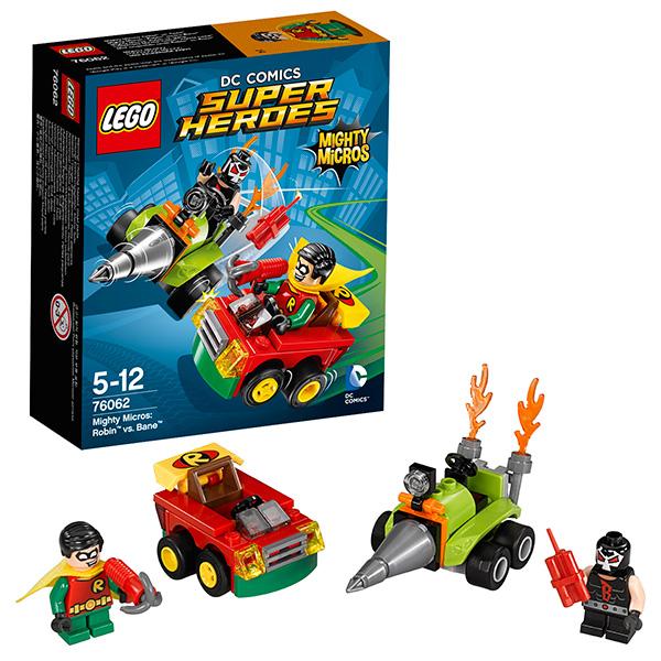 Конструктор LEGO - Супер Герои, артикул:127084