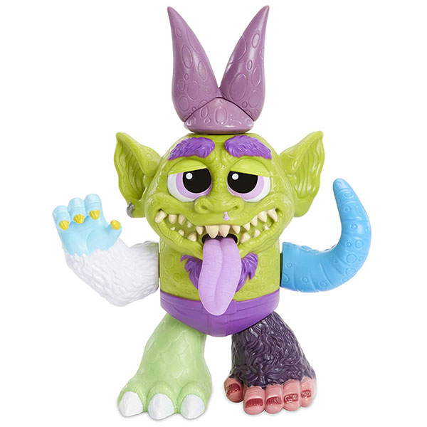 "Интерактивная игрушка Crate Creatures 557258 Игрушка Монстр ""Тролль"" фото"