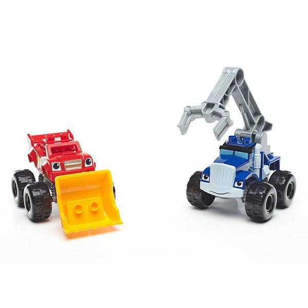 Купить Mattel Mega Bloks DRX14 Мега Блокс Вспыш: монстр - траки с аксессуарами, Конструктор Mattel Mega Bloks