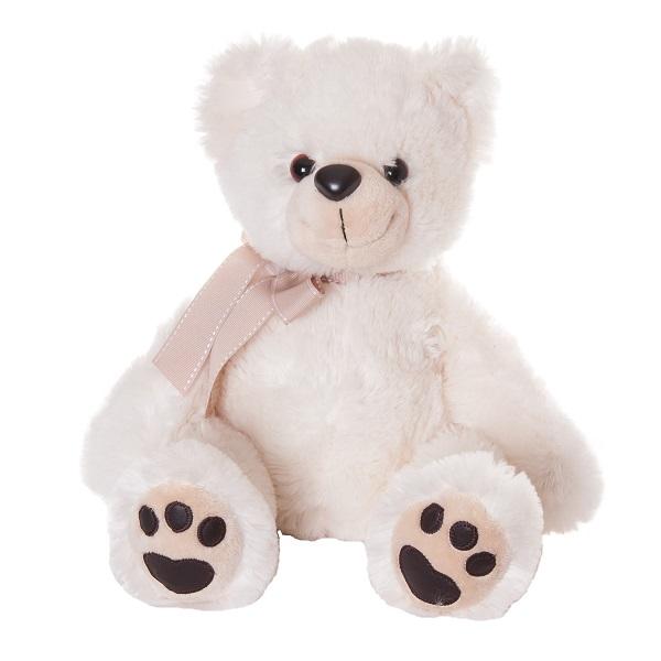 Aurora 41-071 Аврора Медведь Кремовый, 36 см