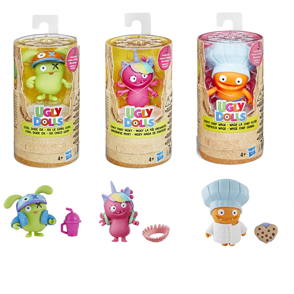 Купить Hasbro UGLY DOLLS E4520 Аглидоллз фигурка коллекционная, Минифигурка Hasbro UGLY DOLLS