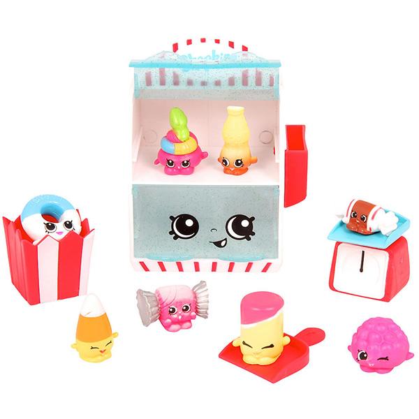 Игровой набор Shopkins Shopkins 56214 Шопкинс Игровой набор Ярмарка вкусов Коллекция конфет 56214
