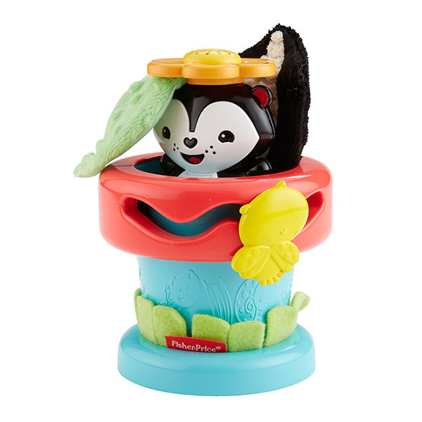 Купить Mattel Fisher-Price DFP91 Фишер Прайс Игрушка в горшочке, Развивающие игрушки для малышей Mattel Fisher-Price