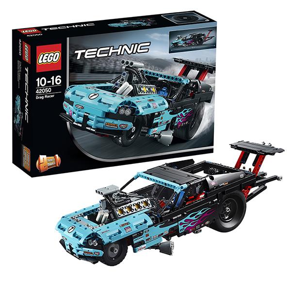 Конструктор LEGO - Техник, артикул:127082