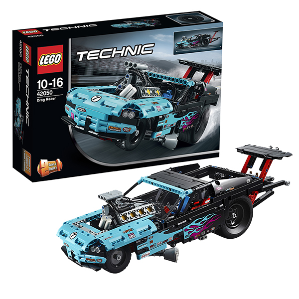 Lego Technic 42050 Лего Техник Драгстер