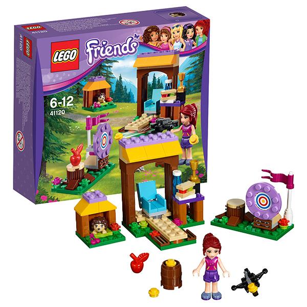 Lego Friends 41120 Конструктор Лего Подружки Спортивный лагерь: стрельба из лука