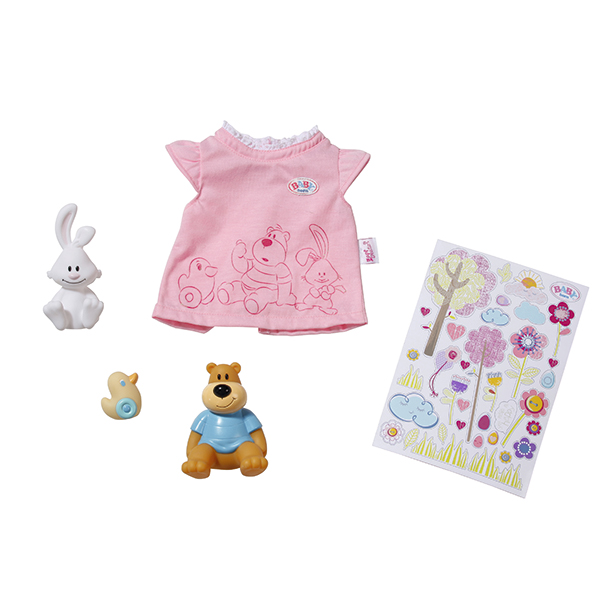 Аксессуары для куклы Zapf Creation - Одежда и аксессуары для кукол, артикул:97416