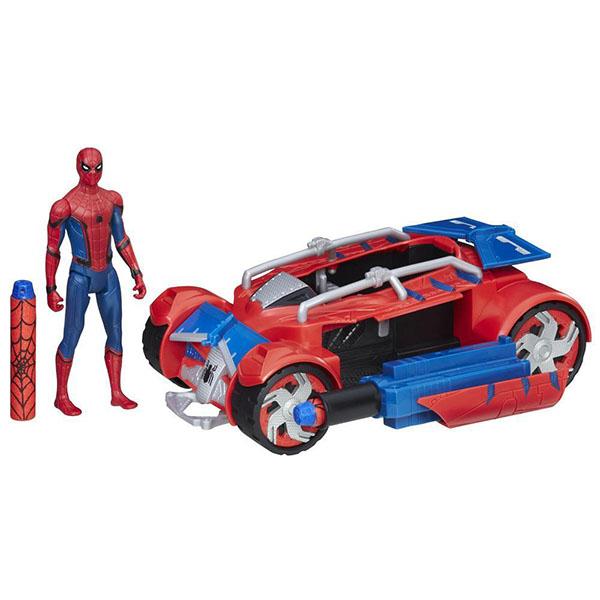Машинка Hasbro Spider-Man - Супергерои, артикул:149328
