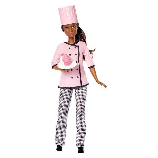 Купить Mattel Barbie DVF54 Барби Кукла из серии Кем быть? , Кукла Mattel Barbie