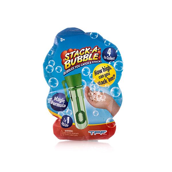Купить Stack-A-Bubble 210022 Застывающие Пузыри мини (в ассортименте), Мыльные пузыри Stack-A-Bubble