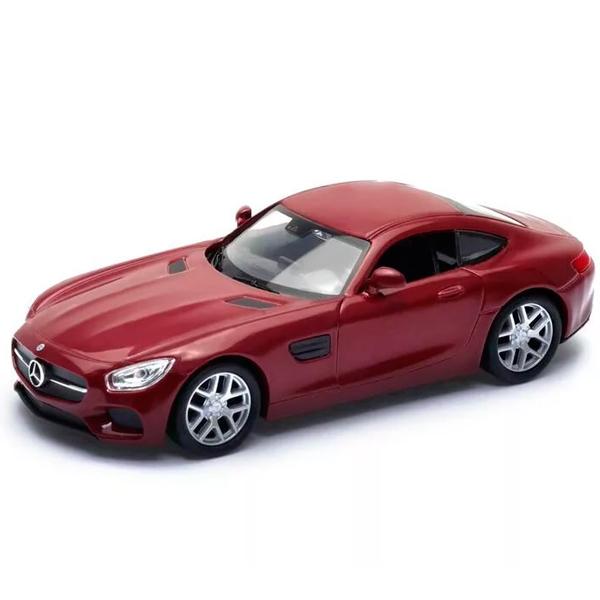 Купить Welly 43705 Велли Модель машины 1:34-39 Mercedes-Benz AMG GT, Машинка Welly