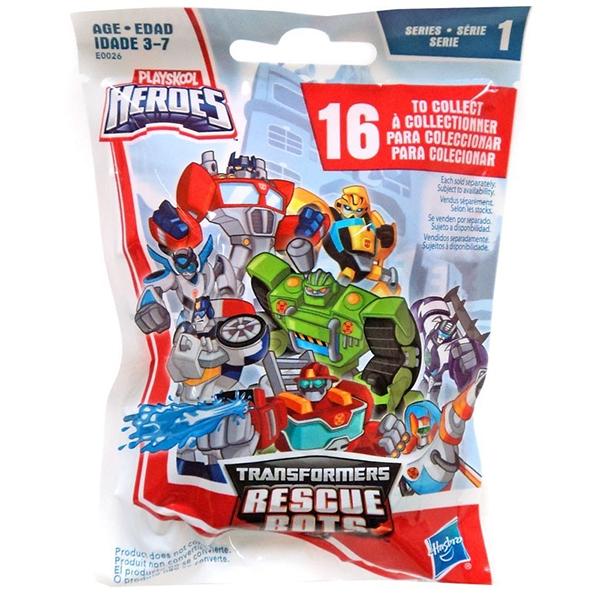 Hasbro Transformers E0026 Мини Трансформер Боты спасатели, арт:156092 - Любимые герои, Игровые наборы