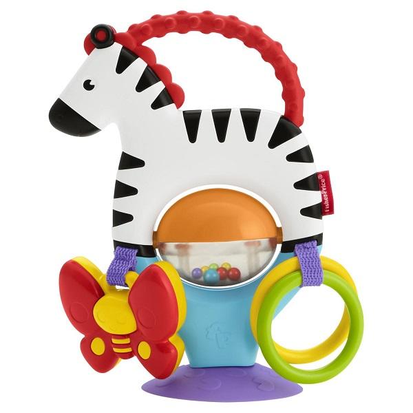 Купить Mattel Fisher-Price FGJ11 Фишер-Прайс Зебра , Развивающие игрушки для малышей Mattel Fisher-Price