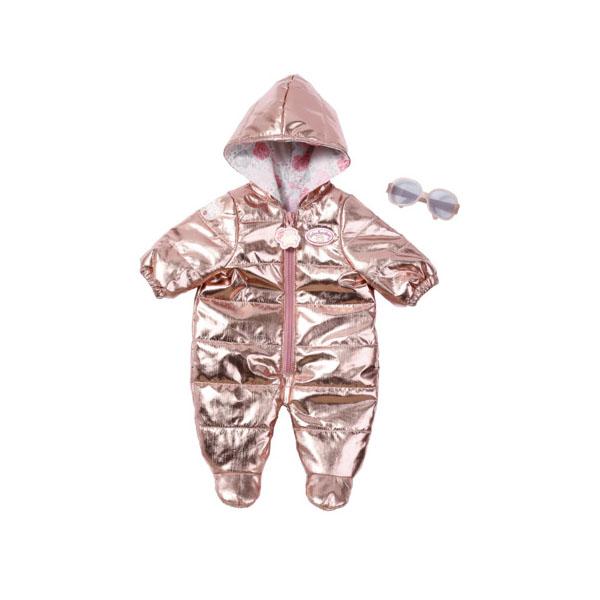 Одежда для куклы Zapf Creation Baby Annabell 701-959 Бэби Аннабель Одежда Зимний пуховик Делюкс фото