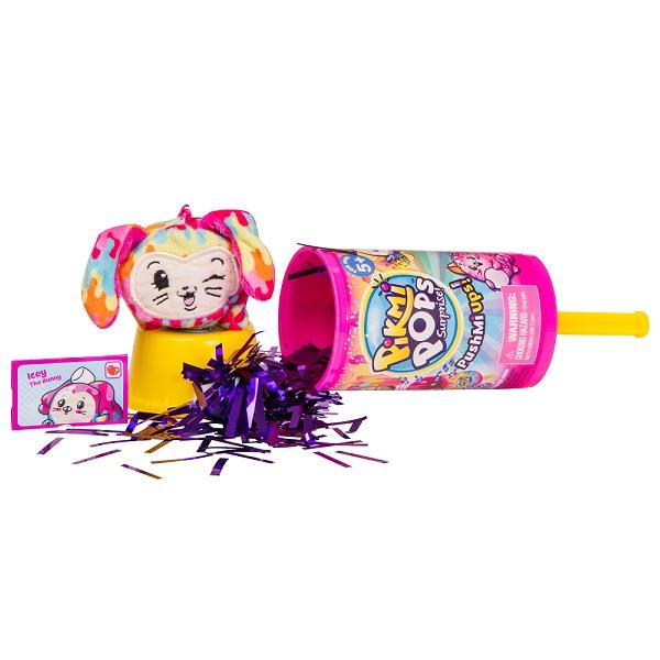 Купить Pikmi Pops 75227P Набор с героем и конфетти Pushmi Ups (в дисплее), Игровые наборы и фигурки для детей Pikmi Pops