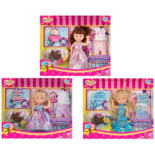 Купить Paula MC23091 Игровой набор Модница (в ассортименте), Игровые наборы и фигурки для детей Paula