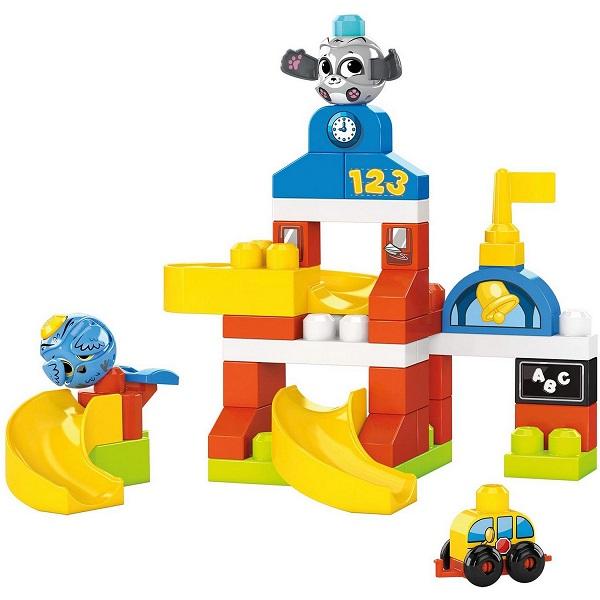 Купить Mattel Mega Bloks GRJ19 Конструктор Школа , Конструкторы Mattel Mega Bloks