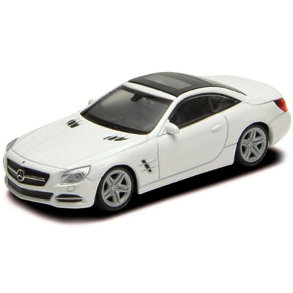 Welly 73152 Велли Модель машины 1:87 Mercedes-Benz SL500
