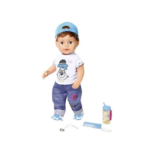Купить Zapf Creation Baby born 826-911 Бэби Борн Кукла Братик 2019, 43 см, Куклы и пупсы Zapf Creation