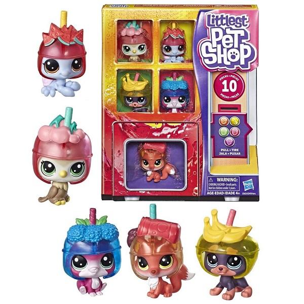 Купить Hasbro Littlest Pet Shop E5478 Литлс Пет Шоп Игровой набор петов в холодильнике, Игровые наборы и фигурки для детей Hasbro Littlest Pet Shop