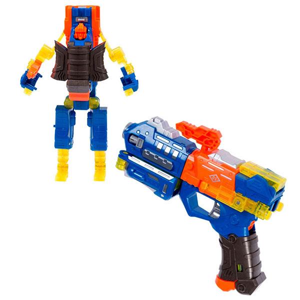 Купить 1toy T16332 Трансботы Звёздный арсенал: Дестройер , Игрушечные роботы и трансформеры 1toy