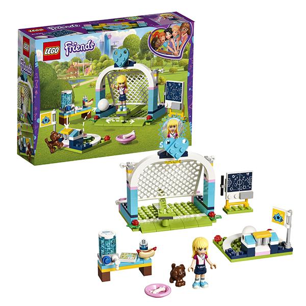 Купить Lego Friends 41330 Лего Подружки Футбольная тренировка Стефани, Конструкторы LEGO