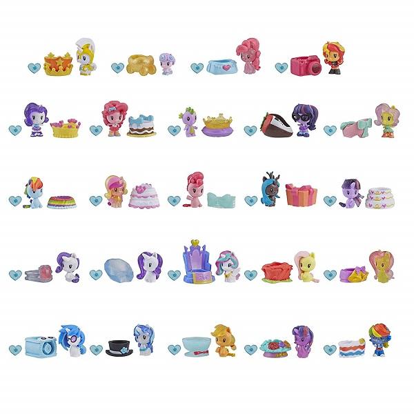 """Hasbro My Little Pony E5966 Май Литл Пони Игровой набор """"Пони-милашка"""" в закрытой упаковке, Игровые наборы и фигурки для детей Hasbro My Little Pony  - купить со скидкой"""