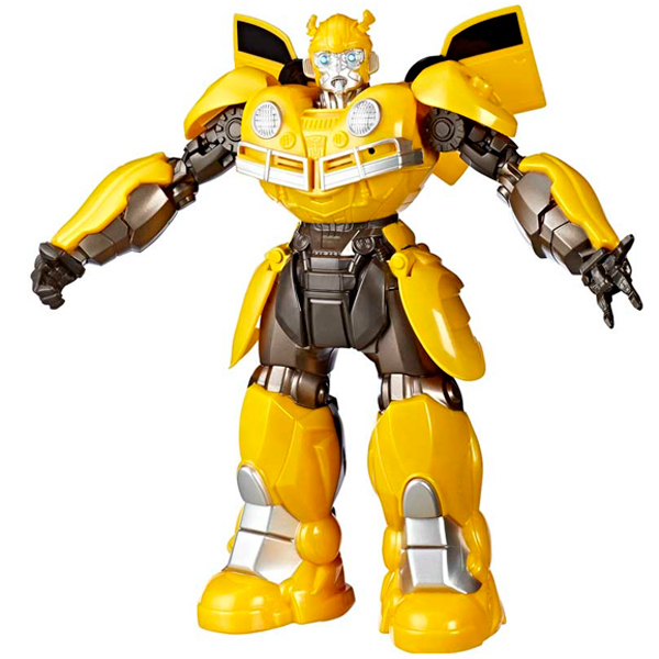 Купить Hasbro Transformers E0850 Трансформеры Фигурка Бамблби ДИ ДЖЕЙ, Игровые наборы и фигурки для детей Hasbro Transformers