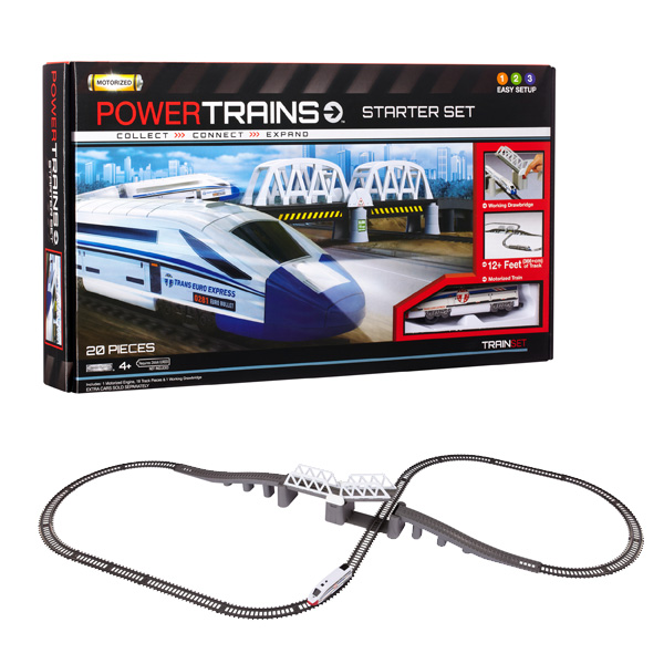 PowerTrains 41384 ����������� �������-����� � ������ � �����������