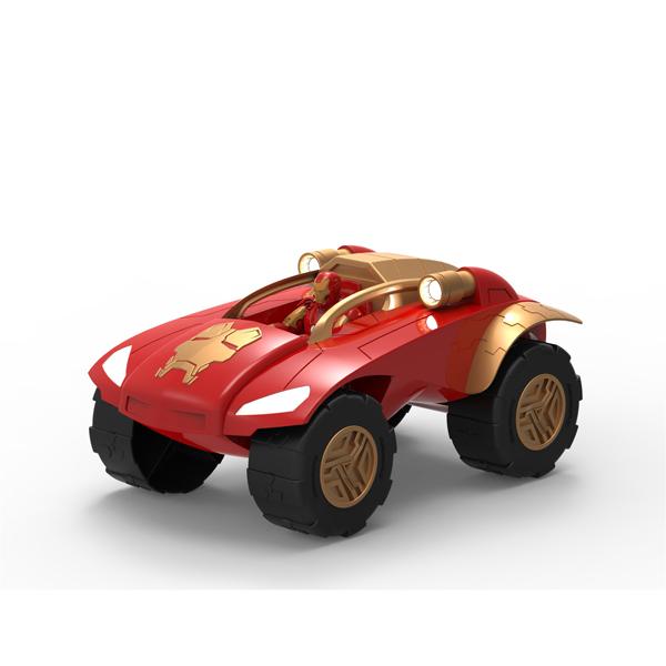 Машинка Yellow от Toy.ru