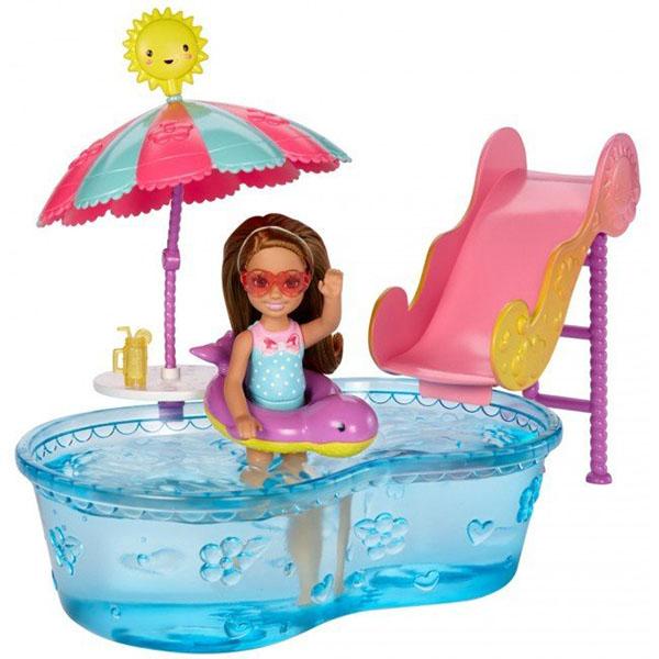 Игровые наборы Mattel Barbie - Barbie, артикул:151089