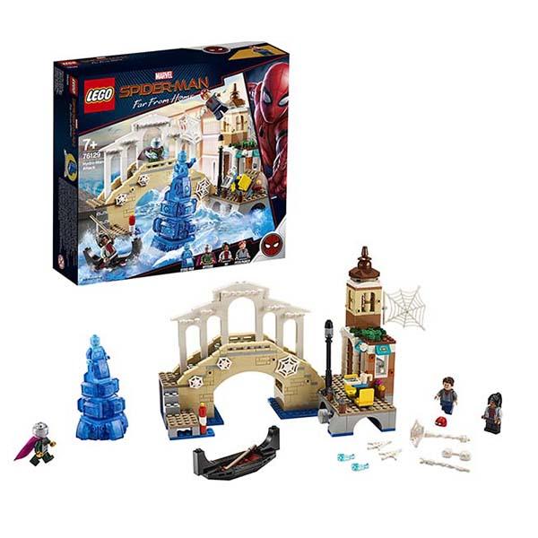Купить LEGO Super Heroes 76129 Конструктор ЛЕГО Супер Герои Нападение Гидромена, Конструкторы LEGO