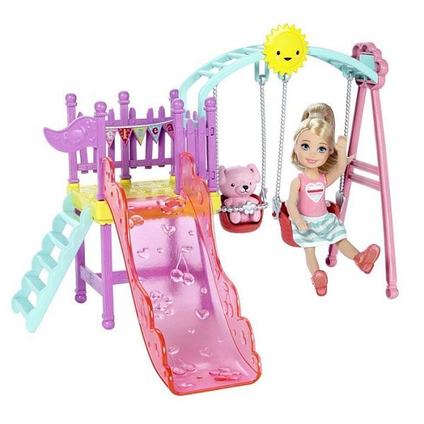 Игровые наборы Mattel Barbie - Barbie, артикул:151087