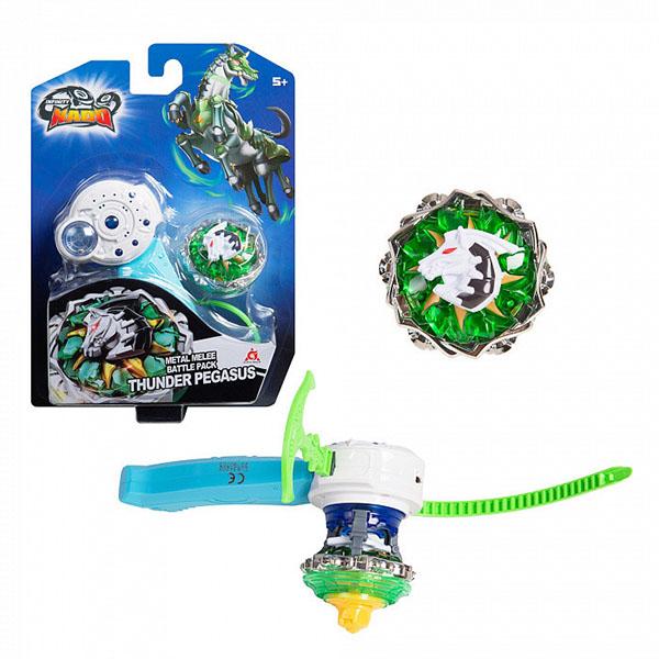 """Игровые наборы и фигурки для детей Infinity Nado 37696 Инфинити Надо Волчок Классик, """"Thunder Pegasus"""" фото"""