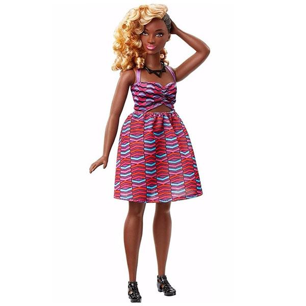 Купить Mattel Barbie DVX79 Барби Кукла из серии Игра с модой , Кукла Mattel Barbie