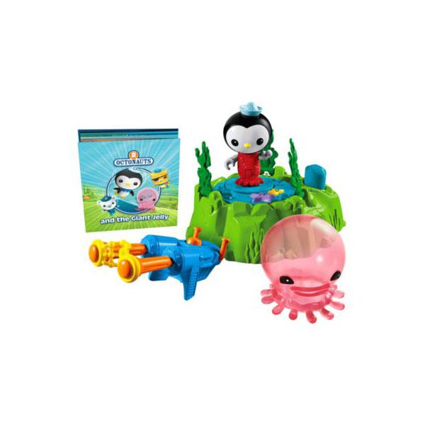 Игровой набор Mattel Octonauts - Минифигурки, артикул:147051