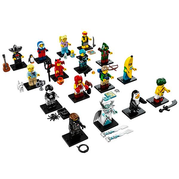 Конструктор LEGO - Минифигурки , артикул:139787