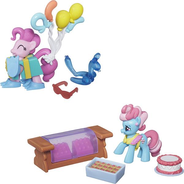 Купить Hasbro My Little Pony B3596 Май Литл Пони Коллекционные пони с аксессуарами (в ассортименте), Кукла Hasbro My Little Pony