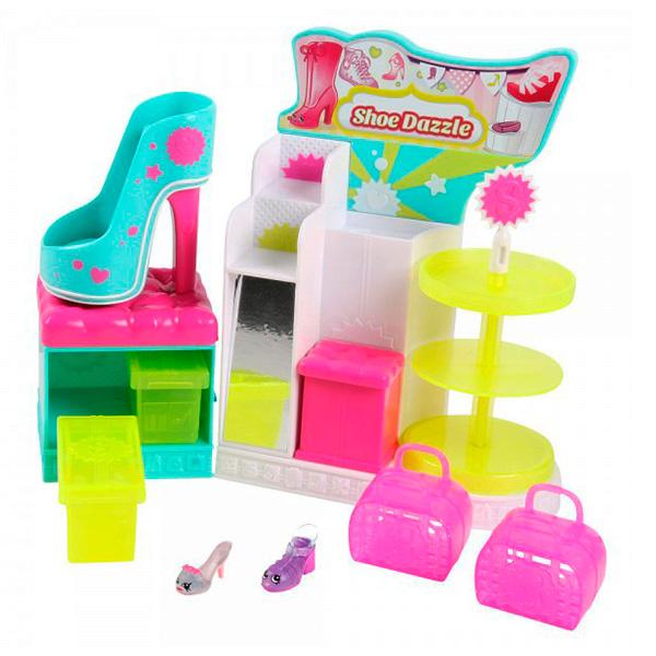 Игровой набор Shopkins 56034 Шопкинс Эксклюзивный набор Хранение обуви