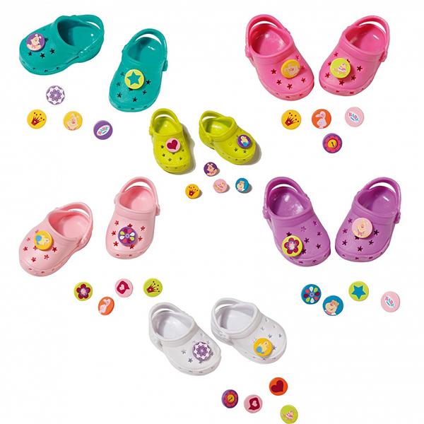 Zapf Creation Baby born 819-500 Бэби Борн Сандали фантазийные, 6 асс. от Toy.ru