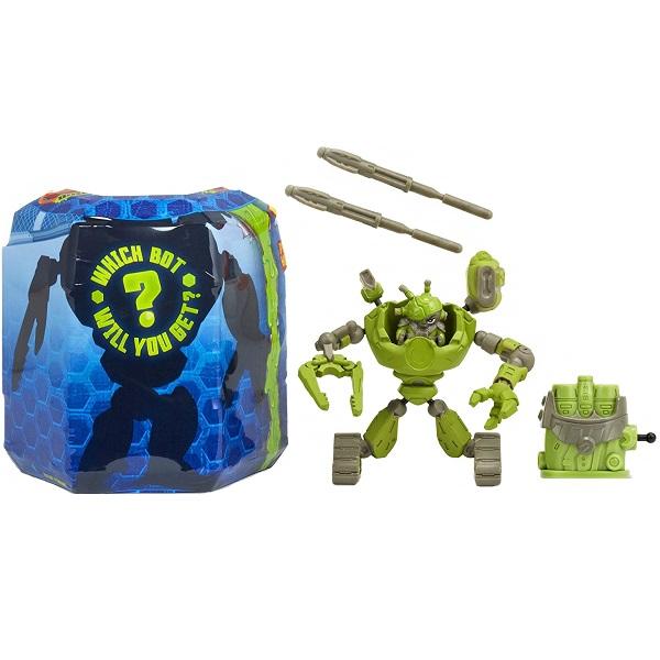 Купить Ready2Robot 553908 Две капсулы (Торнадо и оружие), Игровые наборы и фигурки для детей Ready2Robot