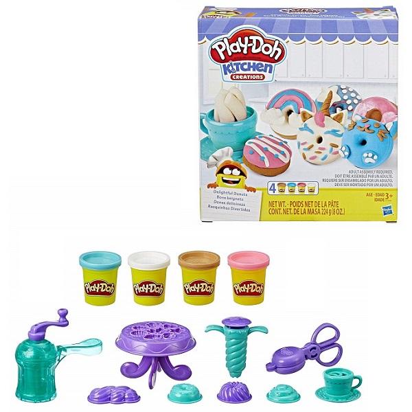 Игровые наборы Hasbro Play-Doh