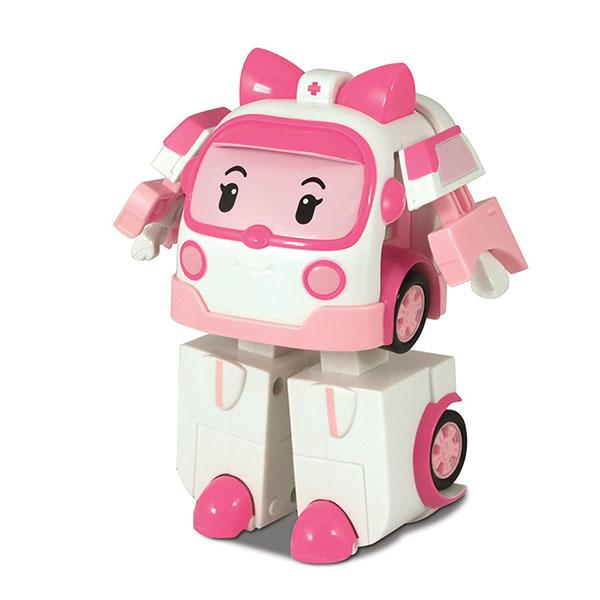 Купить POLI 83172 Трансформер Эмбер, 10 см., Игрушечные роботы и трансформеры POLI