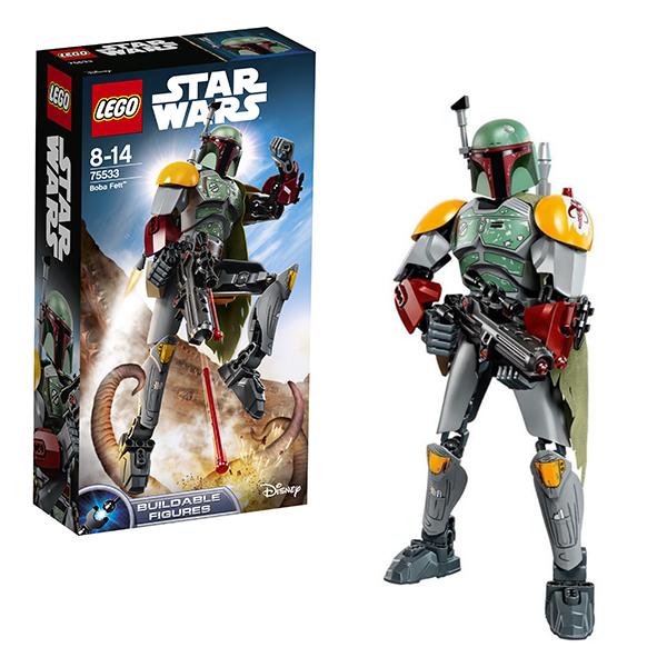 Lego Star Wars 75533 Конструктор Лего Звездные войны Боба Фетт, арт:152400 - Звездные войны, Конструкторы LEGO