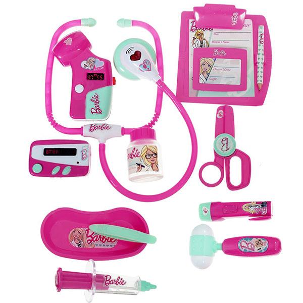 Купить Corpa D124 Игровой набор юного доктора Barbie большой, Игровой набор Copra