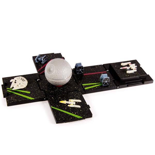 Настольная игра Star Wars Spin Master Spin Master Star Wars 52100 Звездные Войны Боевые кубики Звезда Смерти