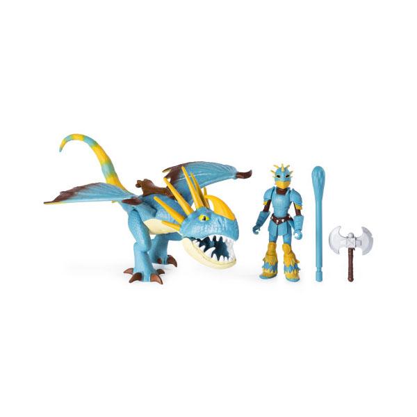 Купить Dragons 66621St Дрэгонс Игровой набор дракон и фигурка Виккинга, Stormfly, Игровой набор Dragons