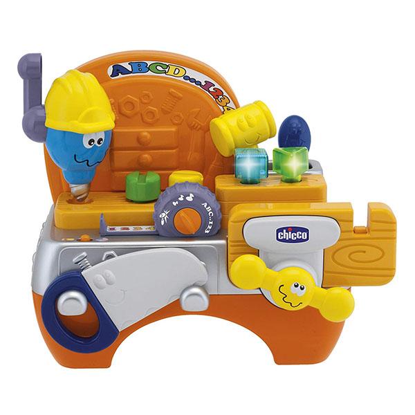 Купить CHICCO TOYS 69032AR Говорящая игрушка Плотник , Развивающие игрушки для малышей CHICCO TOYS