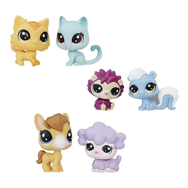 Игровой набор Hasbro Littlest Pet Shop - Мини наборы, артикул:150861