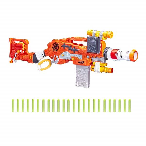 Купить Hasbro Nerf E1754 Нерф Зомби Выживший, Игрушечное оружие и бластеры Hasbro Nerf